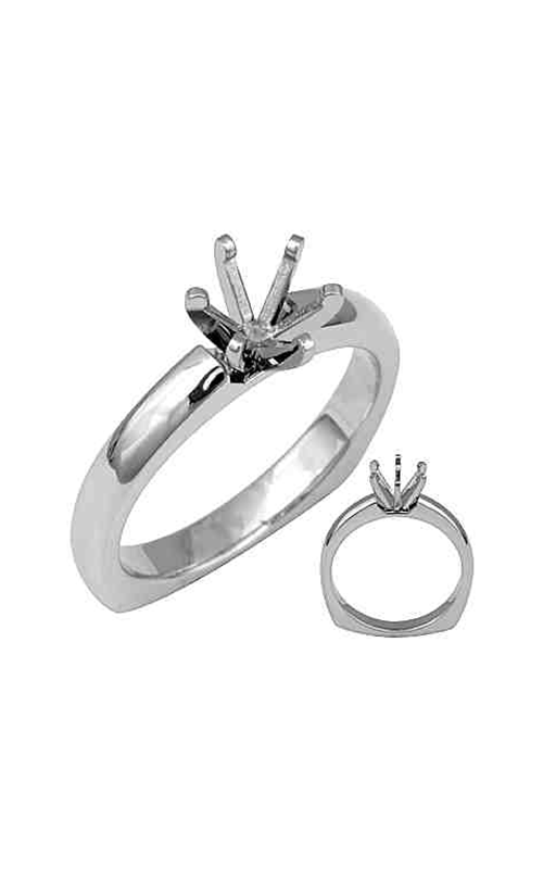 Just Perfect Cathedral Euro Engagement ring CFE200120 product image