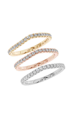 Just Perfect Signature Wedding band MR40C2014cur product image