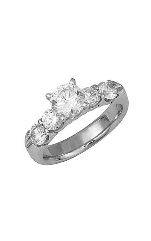 Just Perfect Signature Engagement ring N2096Eng25 product image