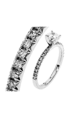 Just Perfect Signature Engagement Ring R5018Eng19 product image