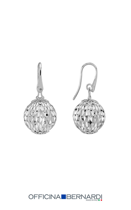 Officina Bernardi Cometa Earrings ORCM14-EW product image