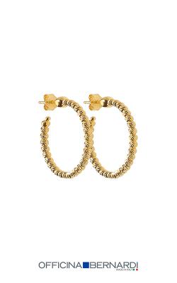 Officina Bernardi Slash Earrings 110H25G product image