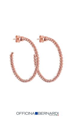 Officina Bernardi Slash Earrings 110H35PK product image