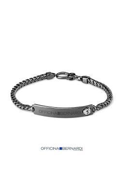 Officina Bernardi Race Mens Bracelet IDM01-BGMW8 product image