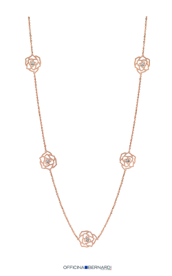 Officina Bernardi Rosa Necklace ROSA-PKW34 product image