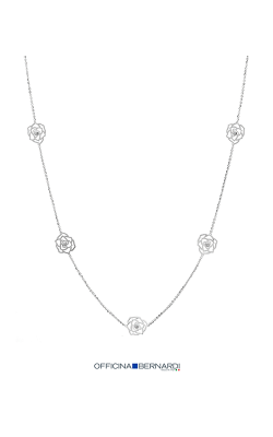 Officina Bernardi Rosa Necklace ROSA-W34 product image