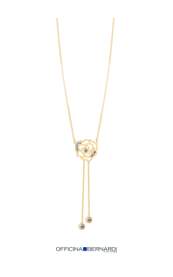 Officina Bernardi Rosa Necklace ROSA-YGW16 product image