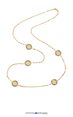 Officina Bernardi Sole Necklace SOLEN-GW34 product image