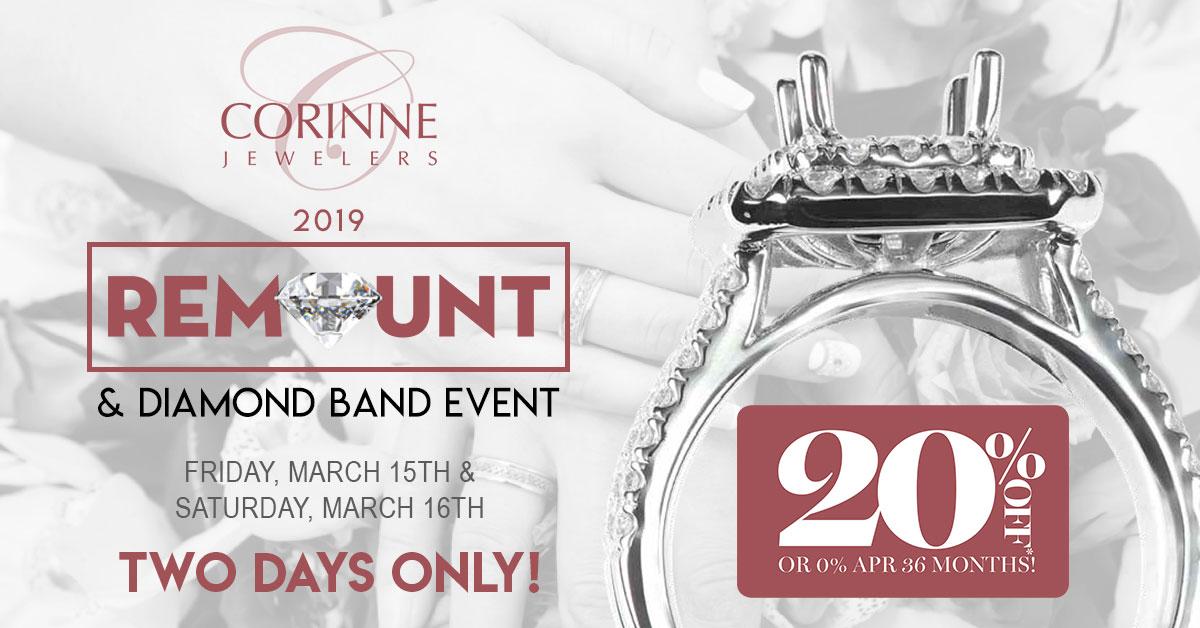 Remount & Diamond Band Event 2019