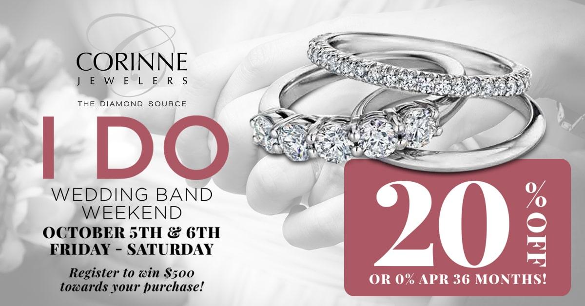I Do | Wedding Band Weekend Event